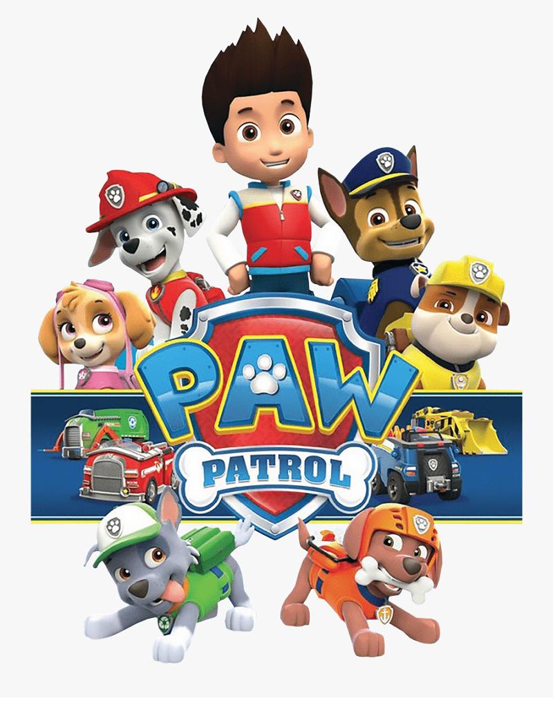 paw patrol poster png