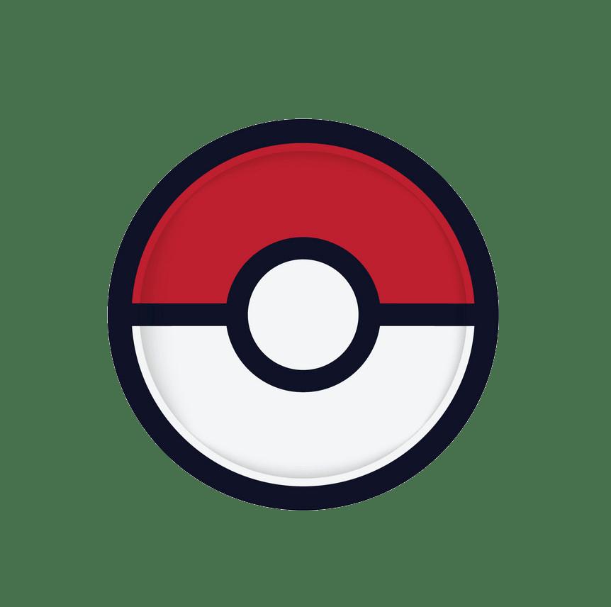 pokemon ball icon transparent