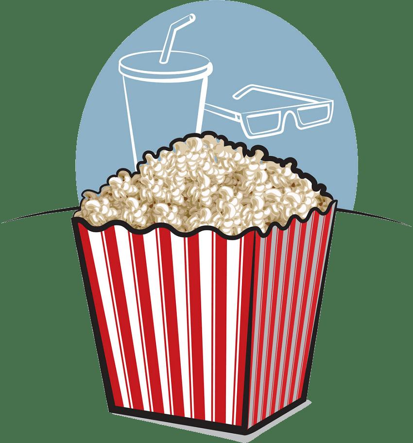 popcorn png transparent