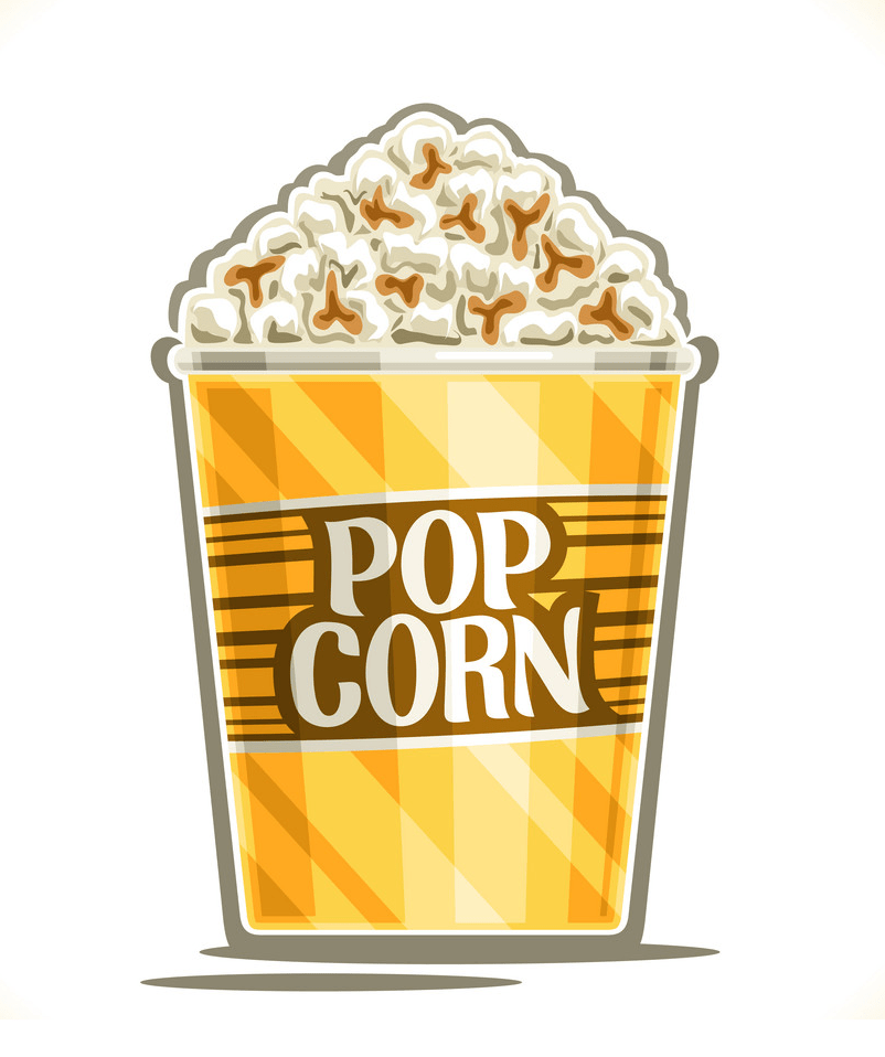 poster for popcorn png