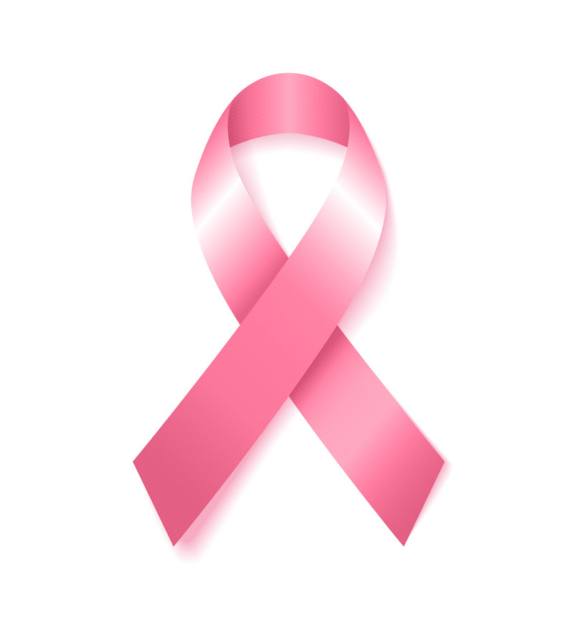 realistic breast cancer awareness pink ribbon png