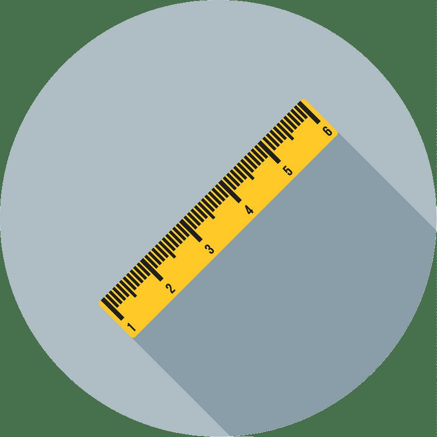ruler logo png transparent