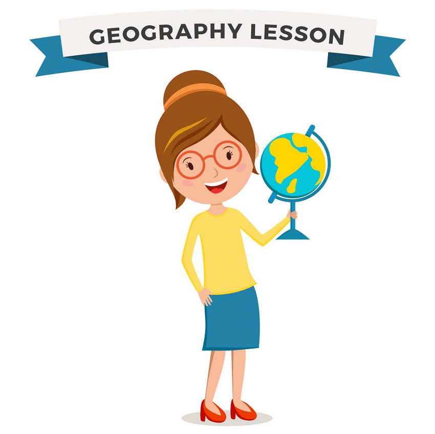 school geography teacher png