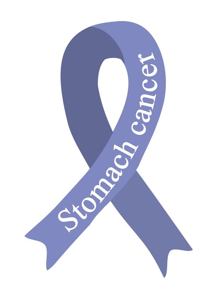 stomach cancer ribbon