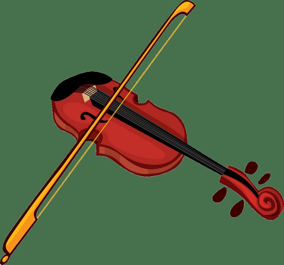 violin 1 png transparent