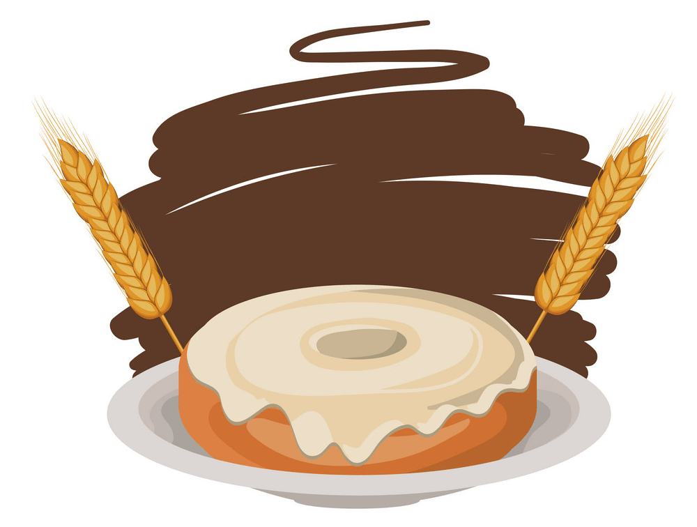 Delicious donut png