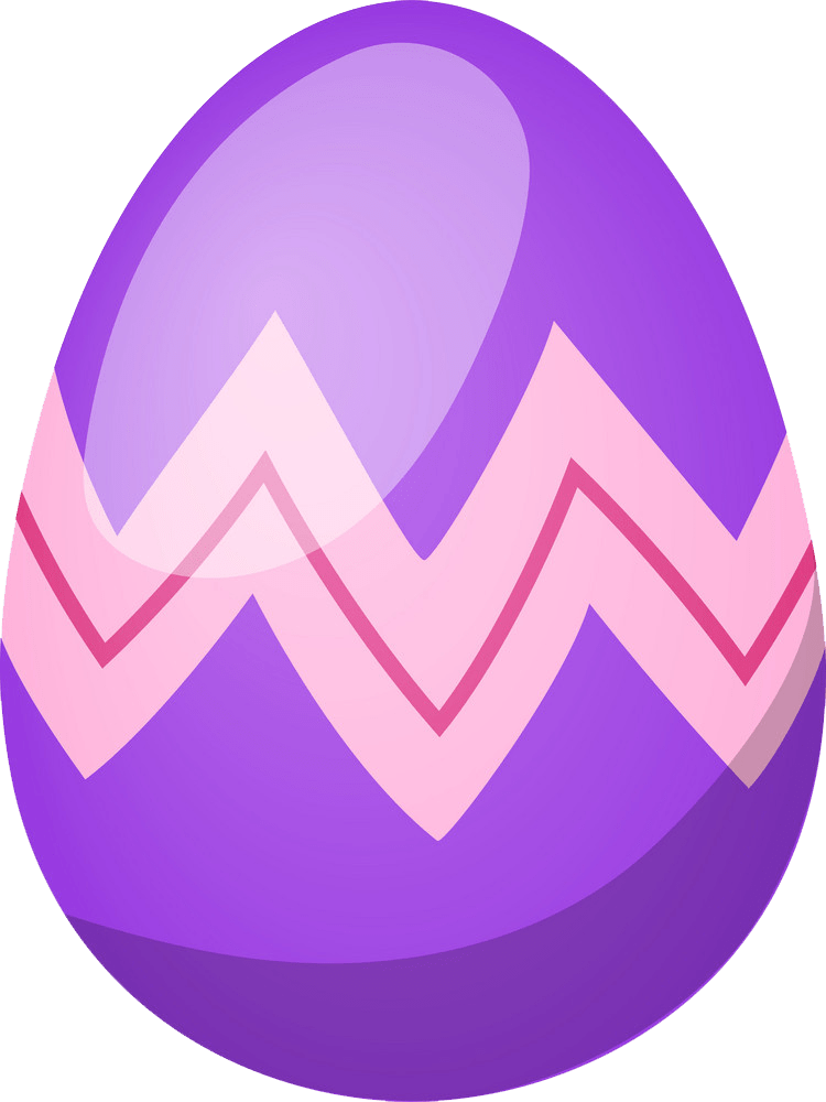 Easter Egg clipart transparent 6