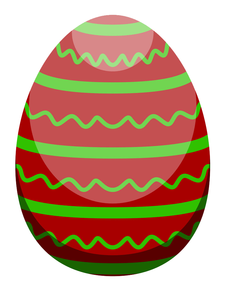 Easter Egg clipart transparent