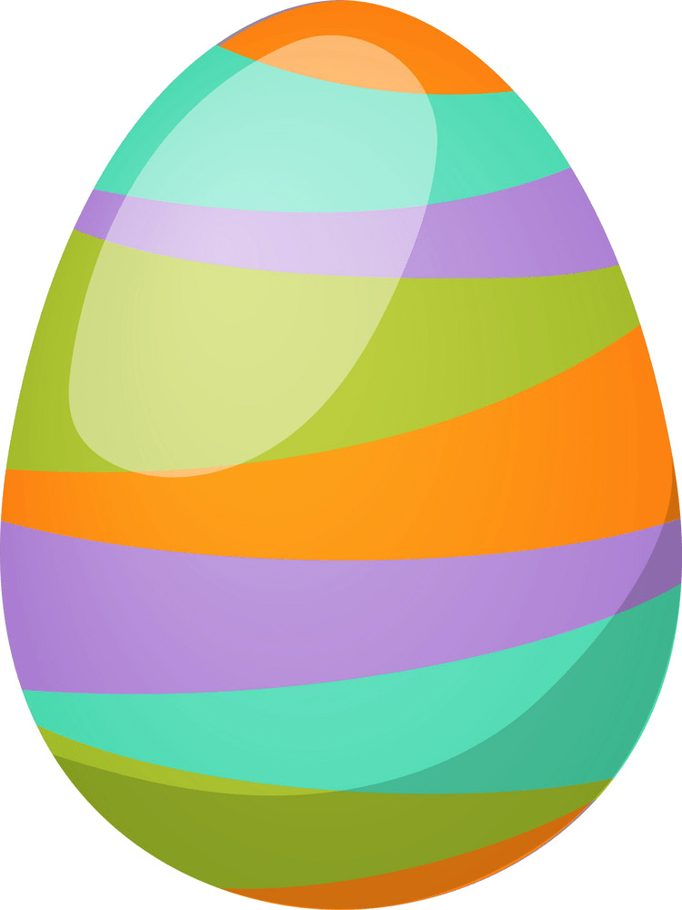 Easter Egg png 3