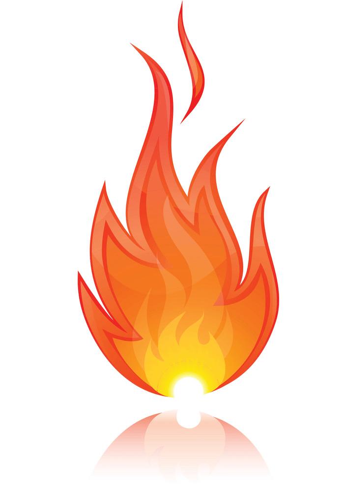 Fire clipart 1