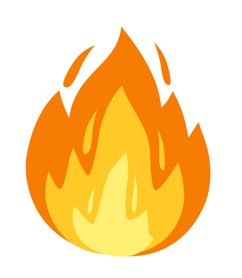 Fire clipart 5