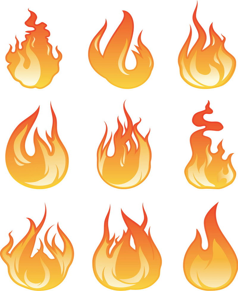 Fire png 2