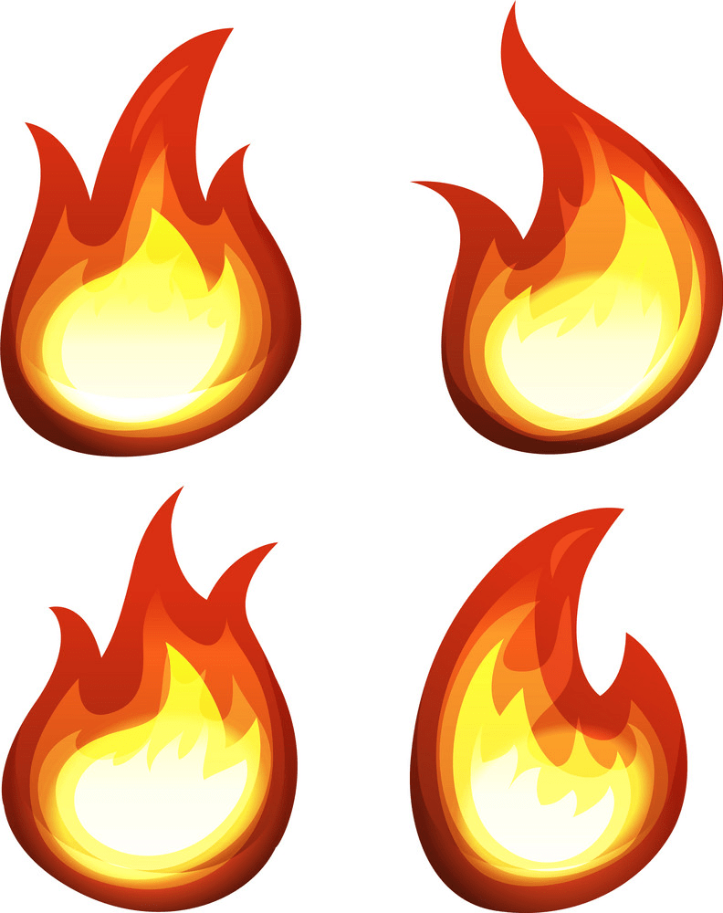 Fire png 3