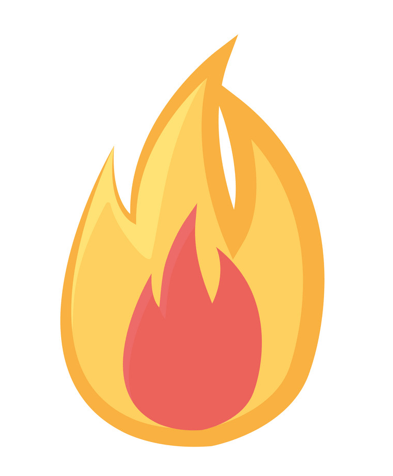 Fire png 4