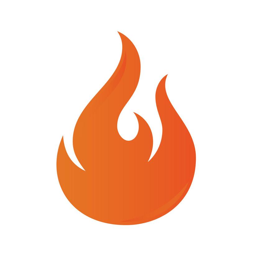 Logo Fire clipart