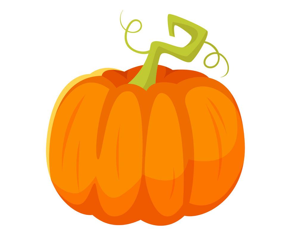 Pumpkin clipart 1