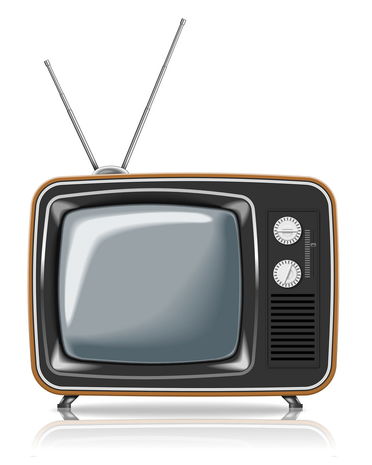 Retro TV png