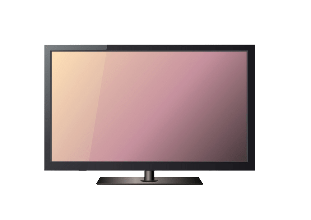 TV clipart transparent