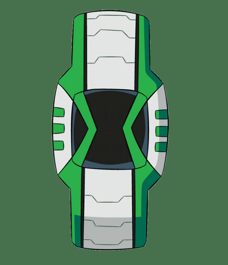 ben 10 omniverse omnitrix transparent