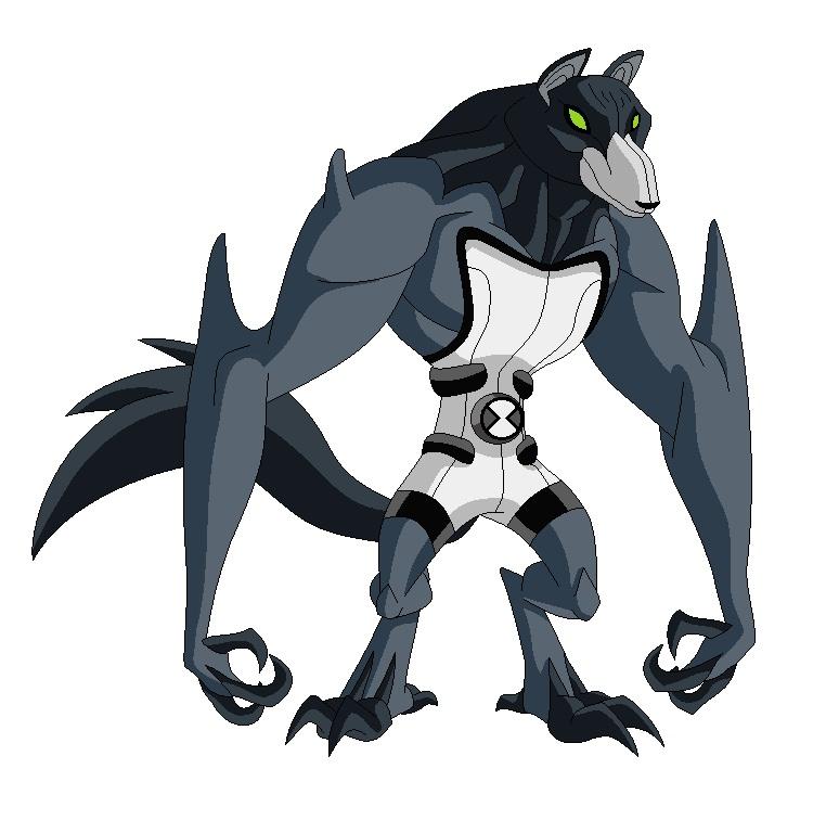benwolf clipart