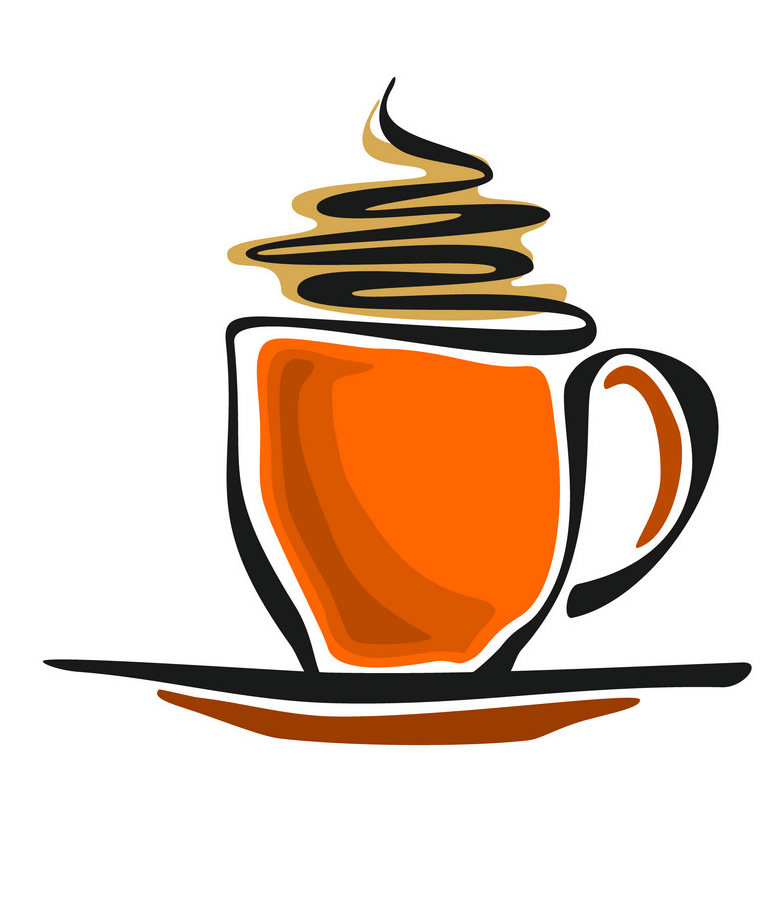 Abstract Coffee Cup clipart