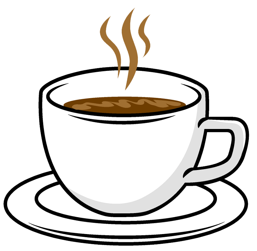 Coffee Cup clipart transparent 1
