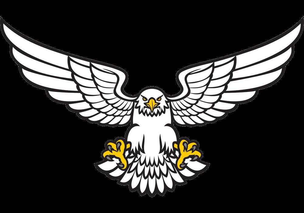 Eagle clipart transparent 1