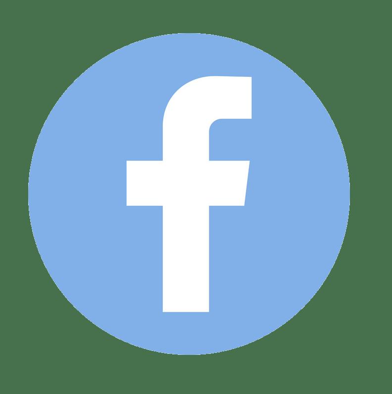 Facebook Logo transparent clipart