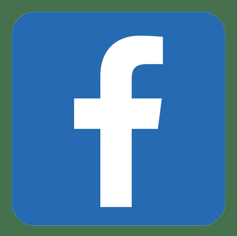 Facebook clipart transparent 1