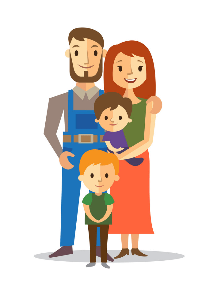 Family clipart