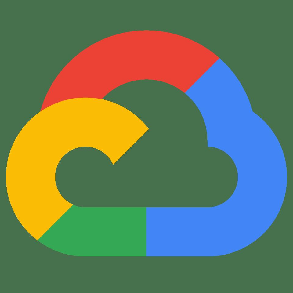 Google Cloud clipart transparent