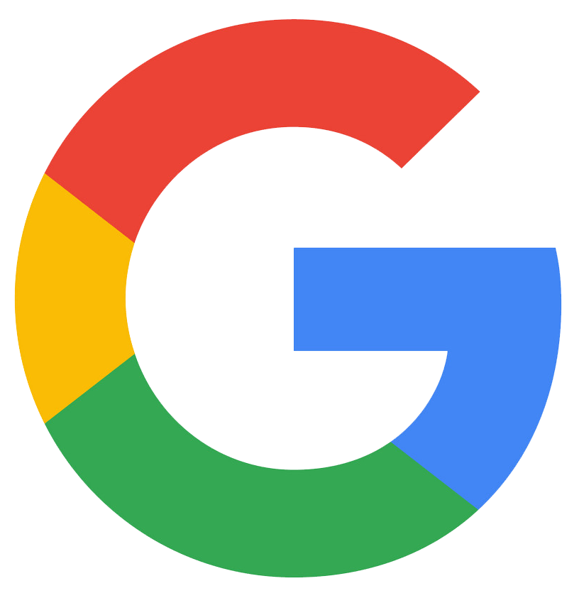 Google Logo clipart transparent