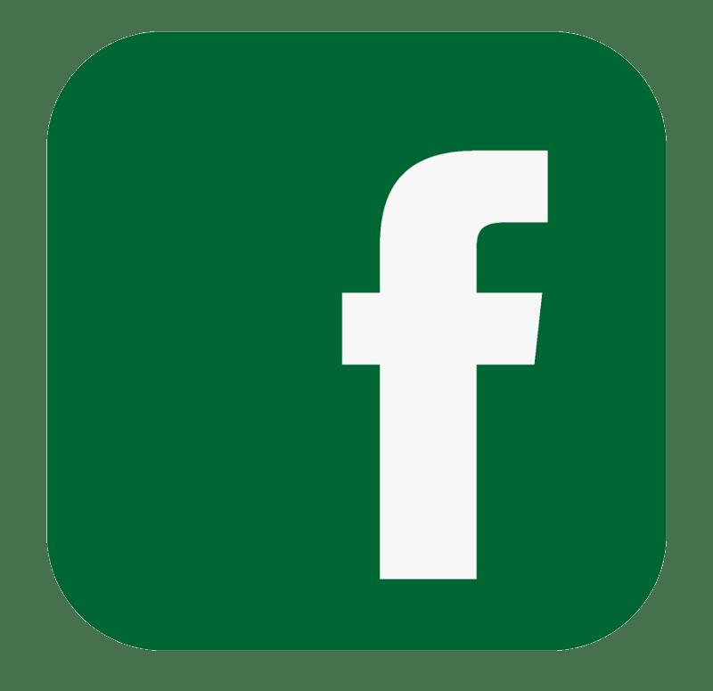 Green Icon Facebook clipart transparent