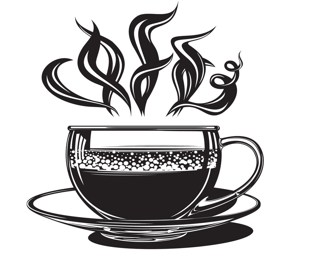 Hot Coffee Cup clipart
