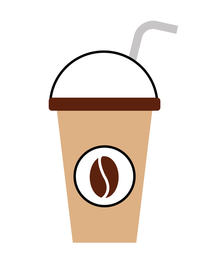 Icon Plastic Coffee Cup clipart transparent