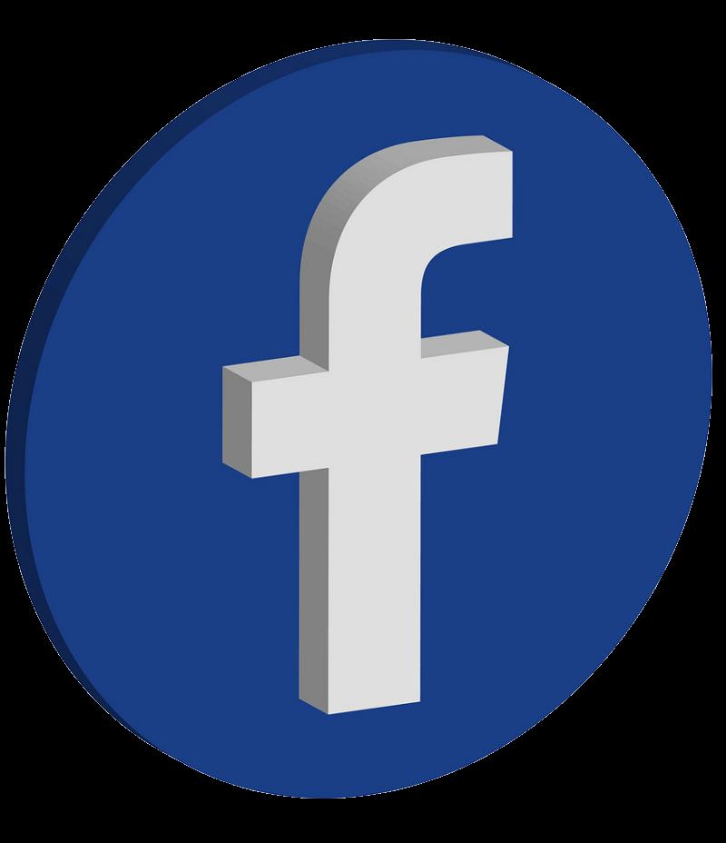 Logo Facebook clipart transparent