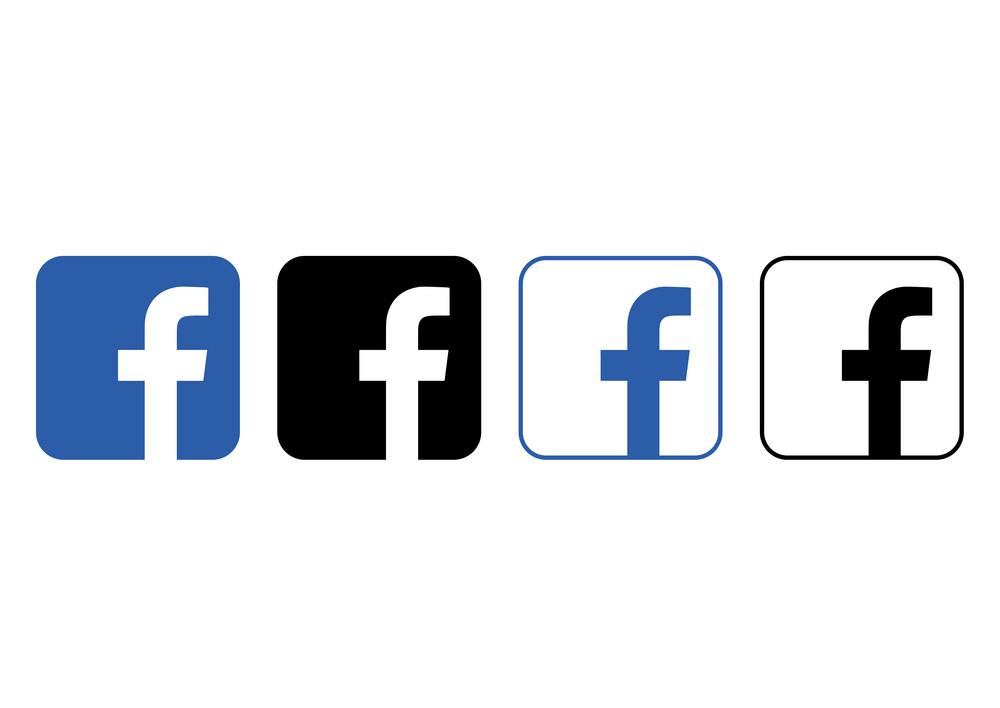 Logo Facebook clipart