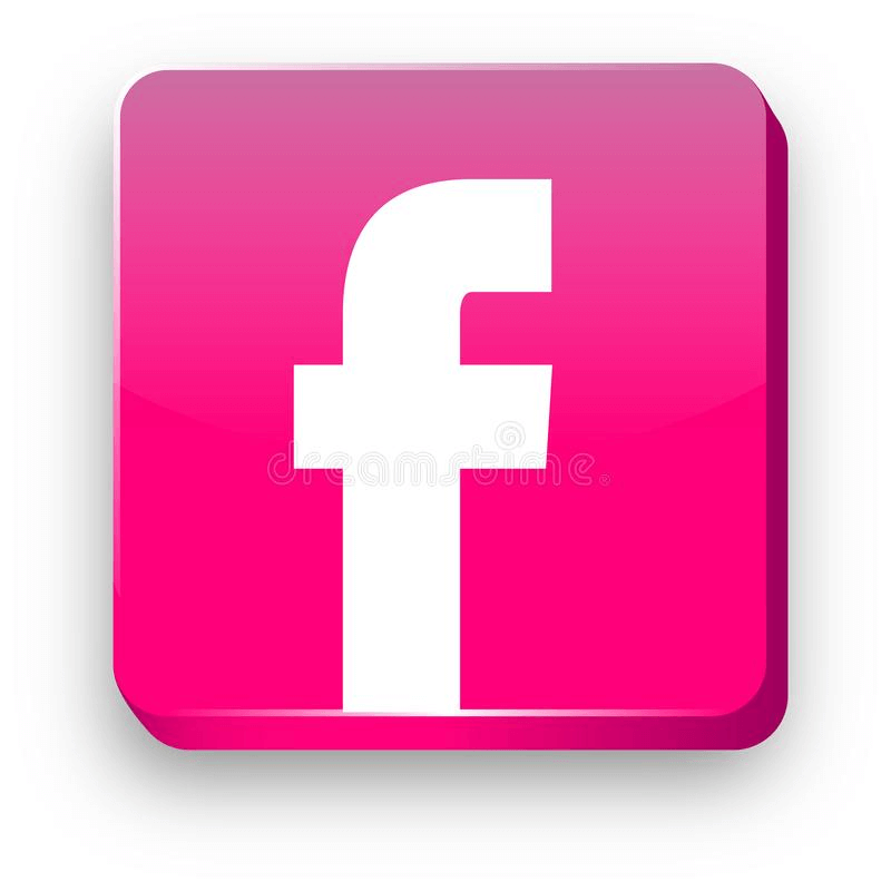 Pink Icon Facebook clipart