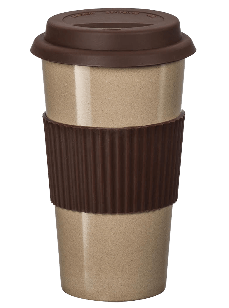 Realistic Coffee Cup clipart transparent