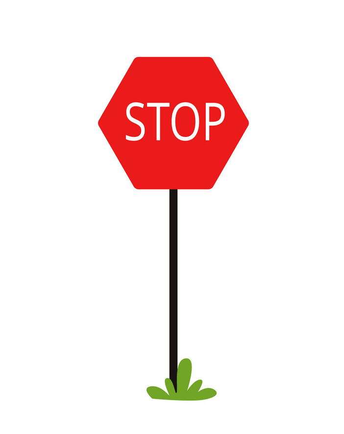 Red Stop Sign png