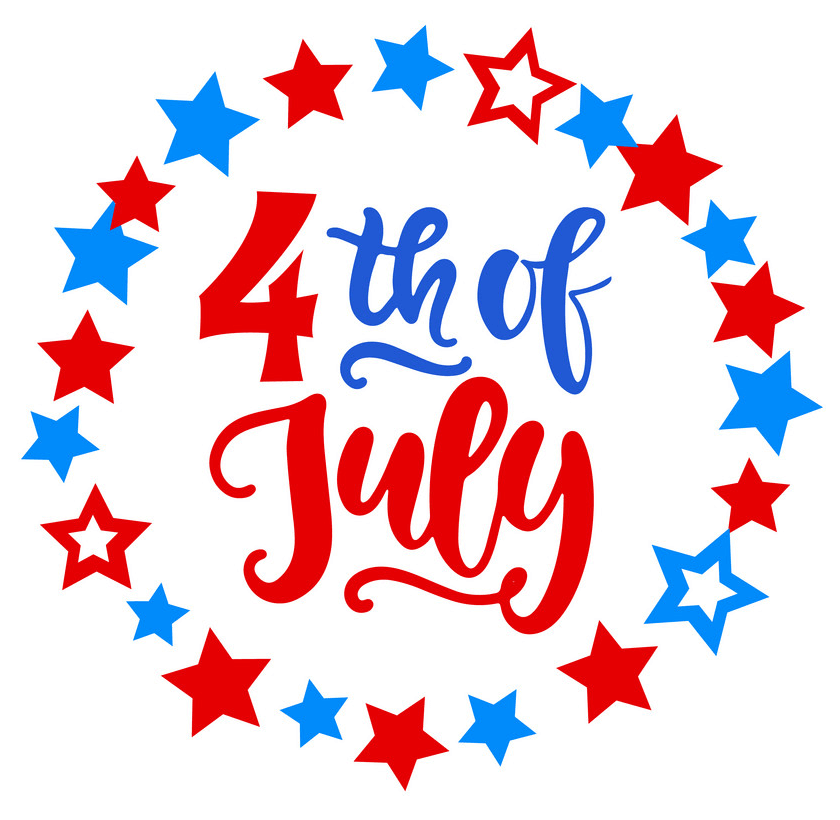 4th of July clipart 1