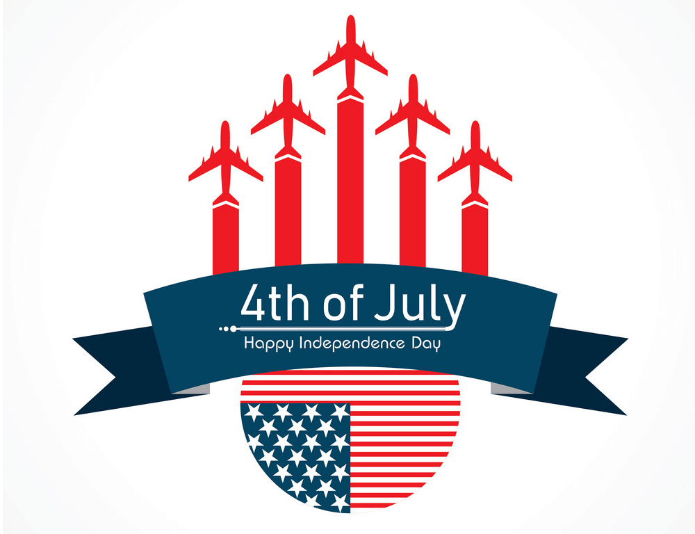 4th of July clipart 2