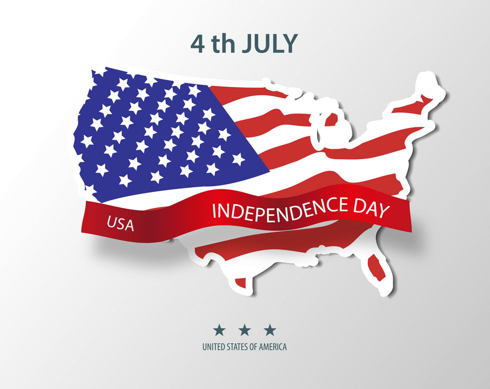 4th of July clipart 4