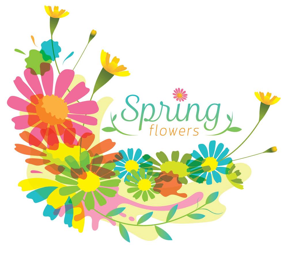 Flower Spring Season clipart