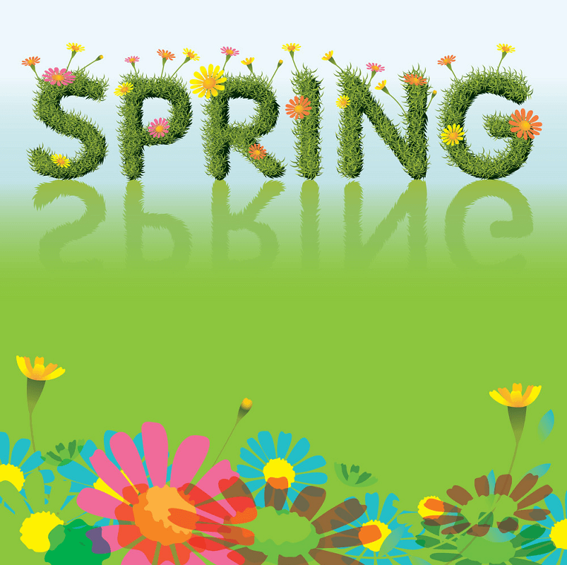 Flowers Spring clipart