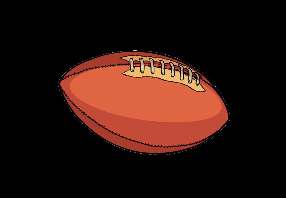 Football Ball transparent 1