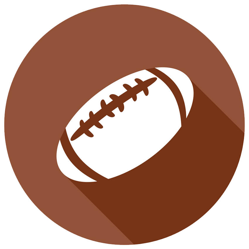 Football Icon clipart transparent