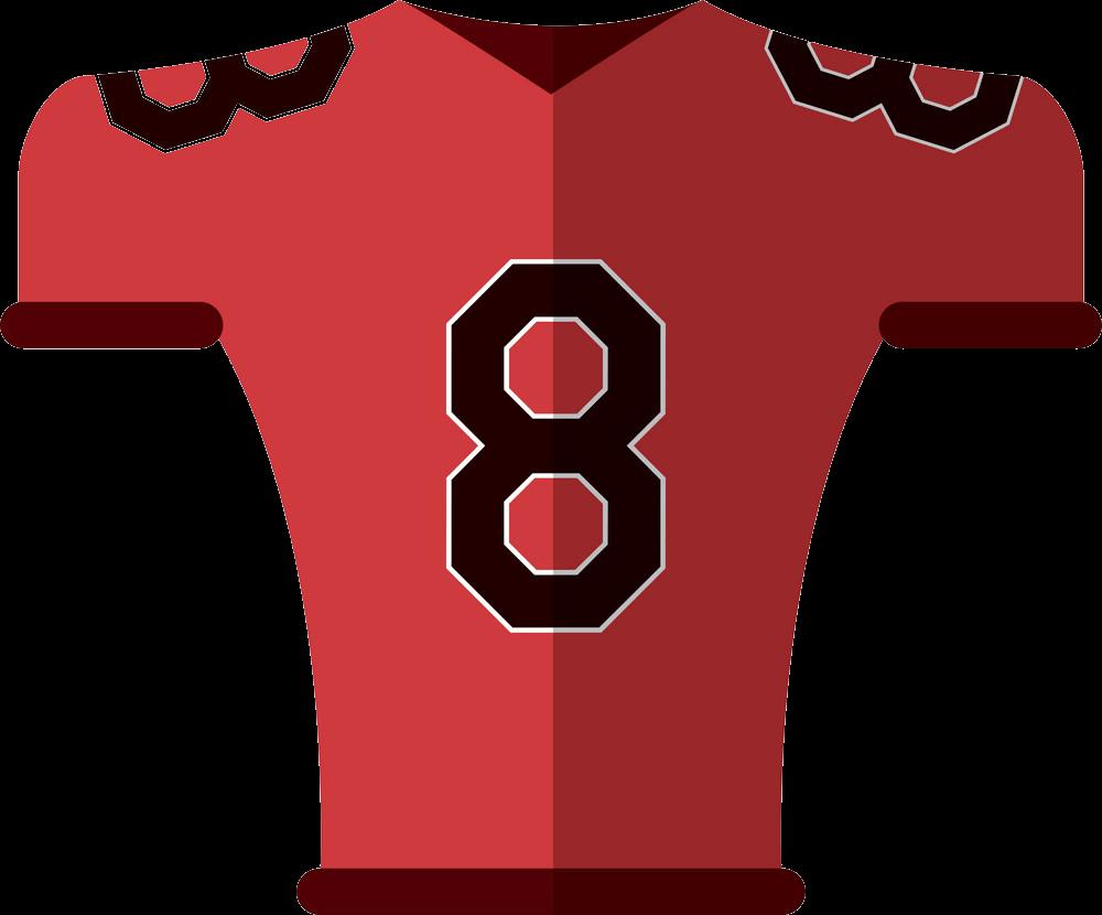 Football Uniform transparent
