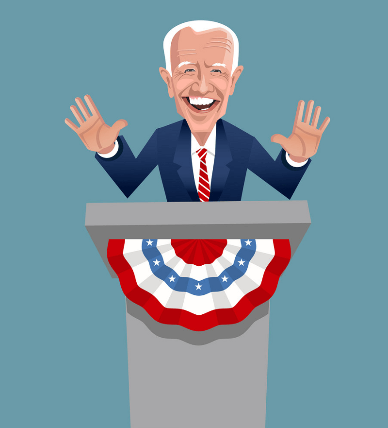 Joe Biden clipart