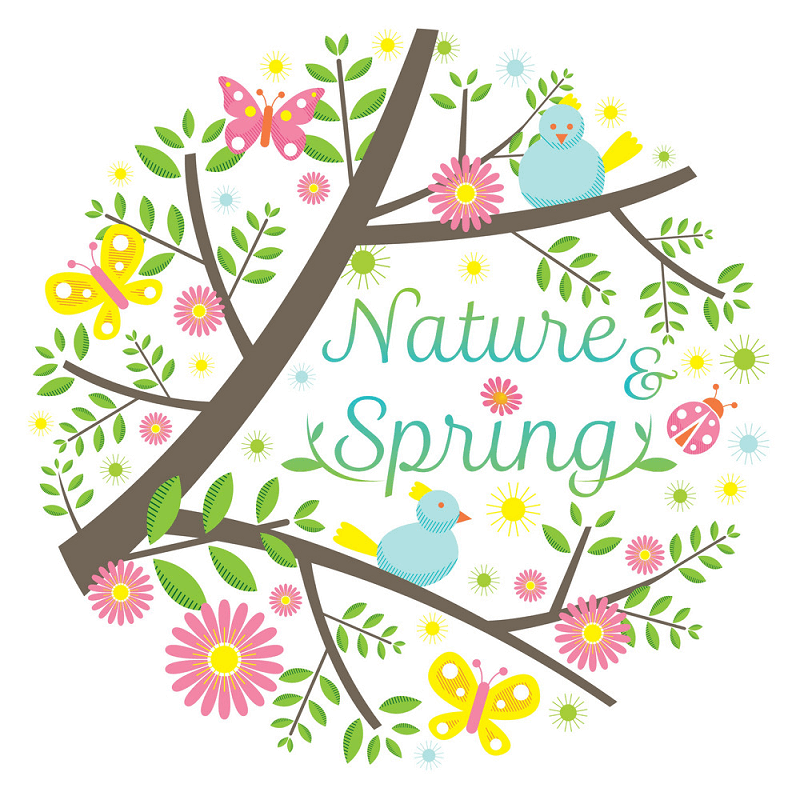 Nature Spring clipart